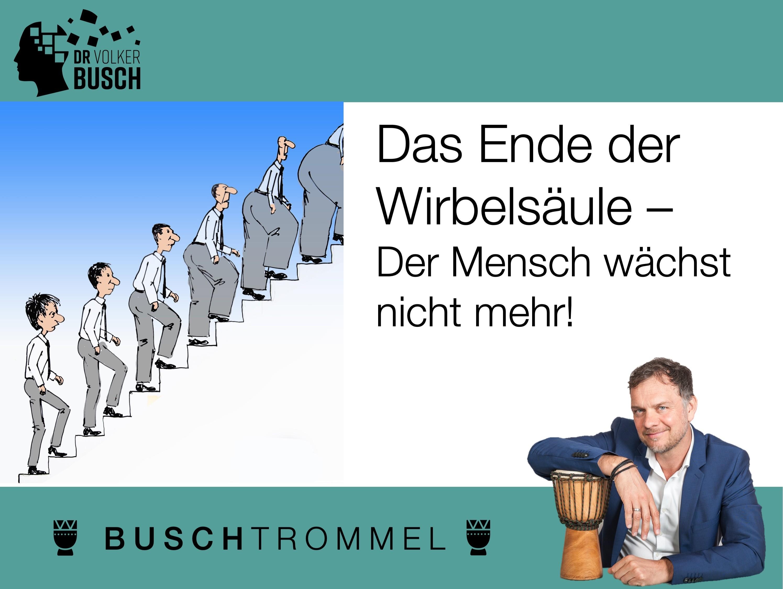 Das Ende der Wirbelsäule - Dr. Volker Busch