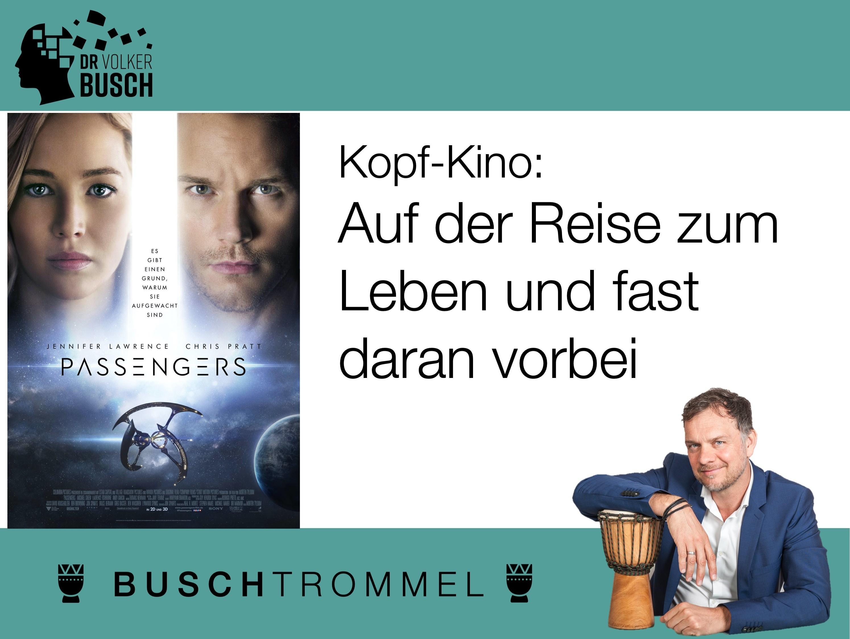 Buschtrommel: Kopf-Kino - Dr. Volker Busch