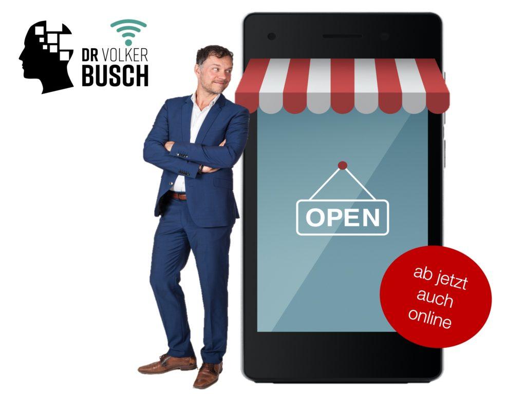 Mein digitales Angebot jetzt online - Dr. Volker Busch
