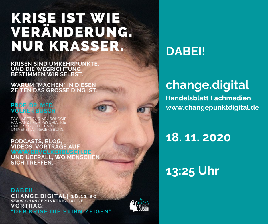 Anzeige change.digital Online-Event