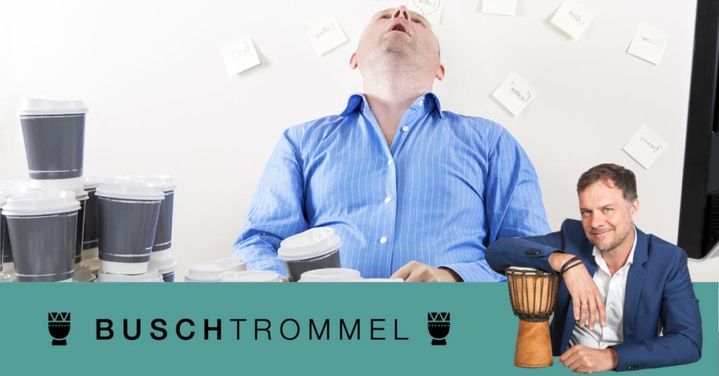 Wieviel Schlaf brauchen Sie? – Volker Busch
